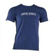 CAPITAL SPORTS férfi edző póló, tengerészkék, S méret (STS3-CSTM4)