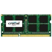 Crucial 8GB Kit (4GBx2) DDR3L 1866 MT/s (PC3-14900) SODIMM 204-Pin Mémoire pour Mac - CT2C4G3S186DJM