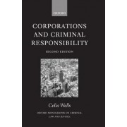 Corporations and Criminal Responsibility by Celia Wells