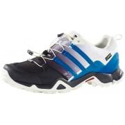 adidas Terrex Swift R GTX Shoes Men chalk white/shock blue s16/core black 41 1/3 Trekkingschuhe