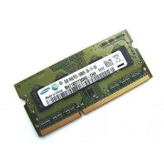 Samsung m471b5773dh0-ch9 2 GB 1Rx8 1,5 V 204 pin SODIMM PC3 - 10600s-09 - 11-b2 1333 MHz DDR3 memoria Laptop/Notebook
