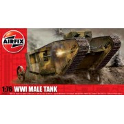 Airfix - WWI Male Tank (Hornby A01315)