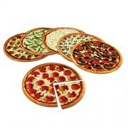 Learning Resources Pizza Magnetic Fraction Demonstration Set