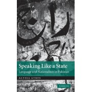 Speaking Like a State by Alyssa Ayres
