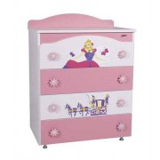 Babyhope - Скрин за детска стая - Розов