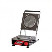 Máquina de Waffle Redonda Elétrica Croydon 110 volts