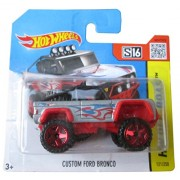 Hot Wheels HW Off-Road 121/250 Custom Ford Bronco on Short Card by Hot Wheels