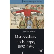 Nationalism in Europe by Oliver Zimmer