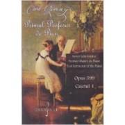 Primul profesor de pian Opus 599 caietul I - Carl Czerny