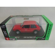 Vw Golf Mk1 Gti 1/32-Bburago