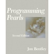 Programming Pearls by Jon Bentley