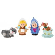 Fisher-Price Little People Disney Princess Cinderella & Friends by Fisher-Price