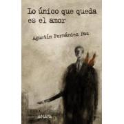 Lo unico que queda es el amor / All that Remains is Love by Agust