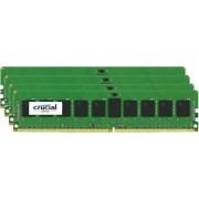 Memorie Server Micron Crucial 64GB Kit 4x16GB DDR4 2133Mhz CL15