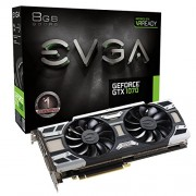EVGA GeForce GTX 1070 8GB GAMING ACX 3.0, Whisper Silent Cooling Graphics Card 08G-P4-6171-KR