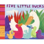 Five Little Ducks by Jemima Lumley