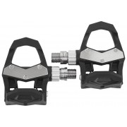 Garmin Vector 2S - Pedales - sistema de medición de vatios por pedaleo, sensor grande negro Potenciometros