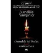 Jurnalele vampirilor. Jurnalele lui Stefan Vol. 4 Spintecatorul - L.J. Smith