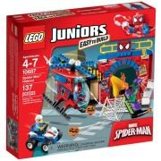 LEGO® Juniors Ascunzișul lui Spider-Man 10687