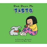 God Gave Me Taste by Carine Mackenzie