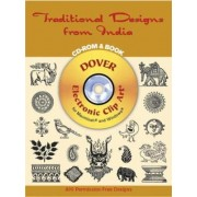Traditional Designs from India by Dover