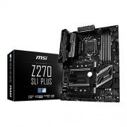 MSI Z270 SLI PLUS Carte mère Intel ATX Socket LGA 1151