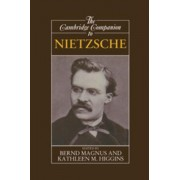 The Cambridge Companion to Nietzsche by Bernd Magnus
