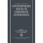 Contemporary Issues in Corporate Governance by D. D. Prentice