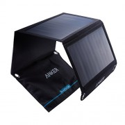 Anker 21W 2-Port USB Universal PowerPort Solar Charger