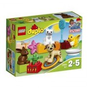 Set Lego Duplo My Town Family Pets