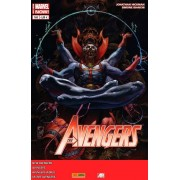 """ Regarde Bien ... Il N'y A Pas D'issue "" ( Avengers World + Avengers + New Avengers + Secret Avengers ) : The Avengers N° 16 B ( Octobre 2014 )"