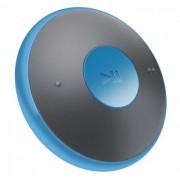 Philips SA5DOT02BN/12 Gogear MiniDot Lettore Mp3, Azzurro Blu