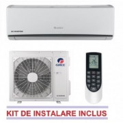 Aparat de aer conditionat Inverter GREE Lomo A1 12000 BTU GWH12QB-K3DNA1C
