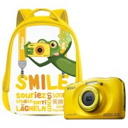 Nikon Coolpix W100 rucsac kit (galben)