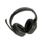 Qpad GH-10 Pro Gaming Headset Black