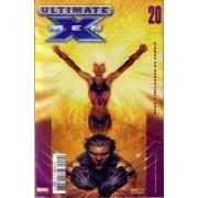 """"""" Sous L'influence Du Phénix """" : Ultimate X-Men N° 20 ( Juillet 2004 )"""