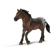 Schleich Appaloosa Stallion Toy Figure