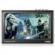 UnisCom MP3/MP4 MP3 WMA WAV FLAC APE Bateria Li-on Recarregável