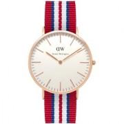 DW Daniel Willington Classic Slim Rose Golden 40MM Mens Womens Watch