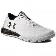 Обувки UNDER ARMOUR - Ua CHarged Ultimate Tr 2.0 1285648-100 Wht/Blk/Blk