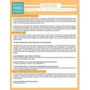 Chicago Manual of Style Guidelines (Speedy Study Guide) by Speedy Publishing LLC
