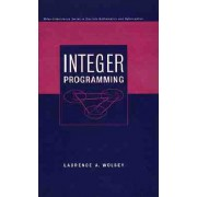 Integer Programming by Laurence A. Wolsey