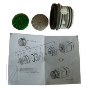 Original mosogatógép szivattyú szet 50273512009 AEG ew02253