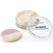 Kosmetika Dermacol Invisible Fixing Powder Light 13g W fixační pudr