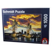 Tower Bridge London, 1000 pcs