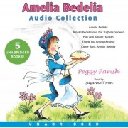 Amelia Bedelia CD Audio Collection by Peggy Parish