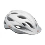 Bell, Casco bicicletta Donna STRUT, Bianco (white/silver links), Taglia unica