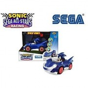 Sonic the Hedgehog Sega All Stars Racing Battery Operated Race Car Vehicle