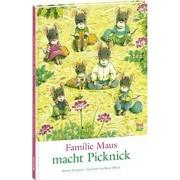 Familie Maus macht Picknick by Kazuo Iwamura