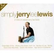 JerryLee Lewis - Simply Jerry Lee Lewis (0698458024428) (2 CD)